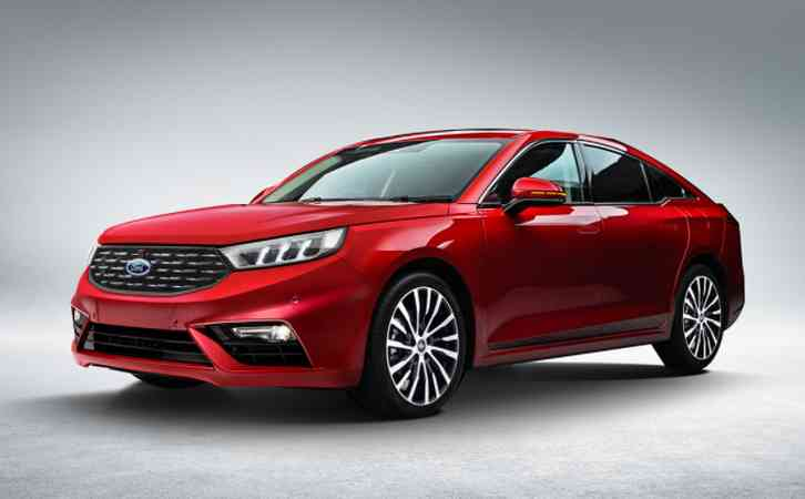 The upcoming Ford Fusion Active is expected to replace the outgoing sedan and compete against rugged station wagons such as the Subaru Outback
