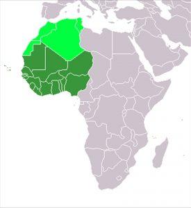 WorldMap_WesternAfrica