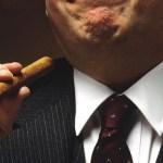 Politician With Cigar