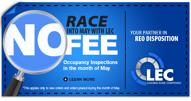 LEC No Fee Occupancy Inspections!