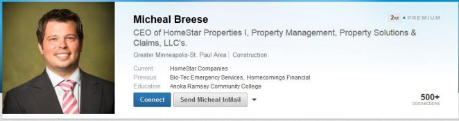 Anyone Ever Ask Where HomeStar Properties Went? Yeah, FRAUD!