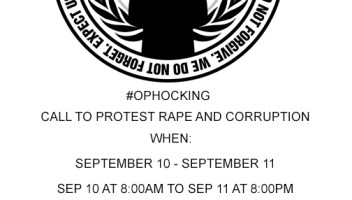 Anonymous #OpHocking @OpHocking2015