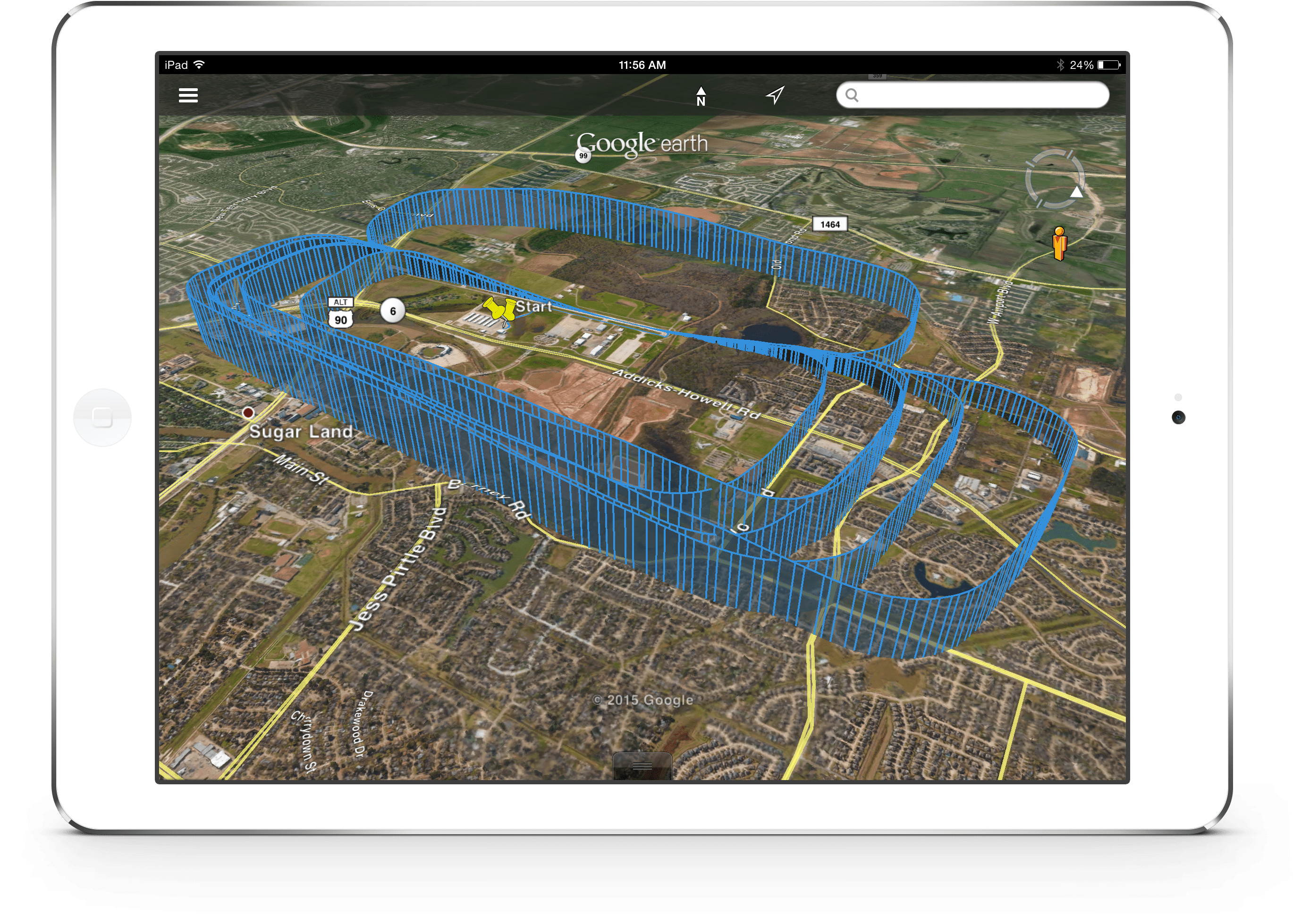 New Graphical Preflight Briefing Track Log And Weather Upgrades In ForeFlight 74 ForeFlight
