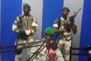 Coup Foiled In Gabon
