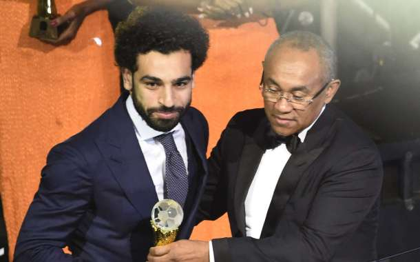 CAF's African Player of the Year: It's Mo Salah Again!