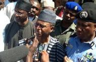 Governor el-Rufai At Kajuru, Urges Communities To Shun An Eye For Eye Stance