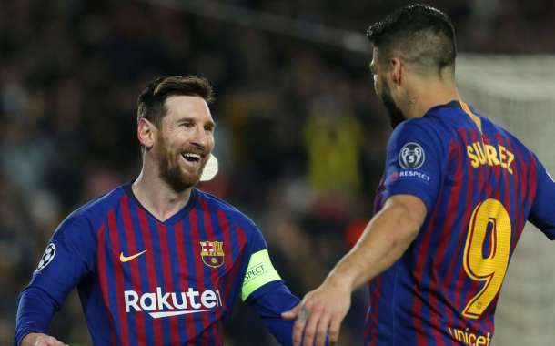 UEFA Champions League: Magnificent Messi's Perfect Response To Ronaldo's Master-class