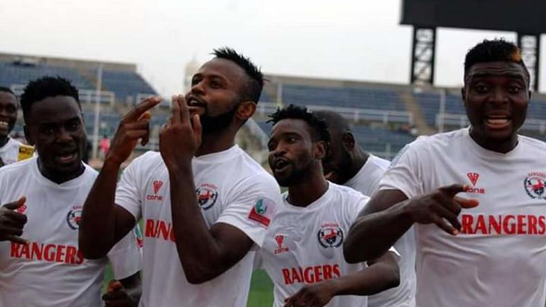 NPFL: Enugu Rangers Pip Insurance, Confirm Super Six Spot