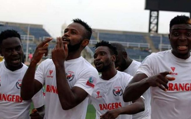 NPFL: Enugu Rangers Pip Insurance, Confirm Super Six Spot