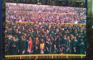 Escaped Chibok Girl Graduates With Associate Degree In USA