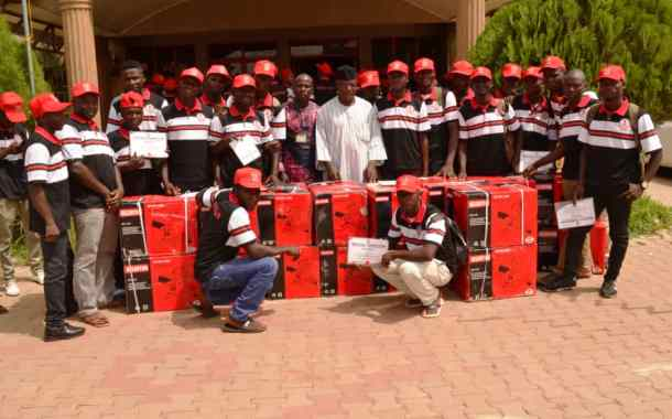 Maryamu And Yakubu Foundation Provides World Class Skills