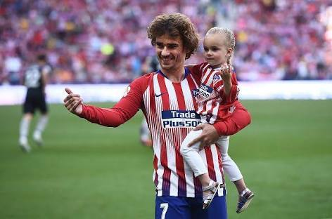 Griezmann Dumps Atletico Madrid, Eyes Barcelona