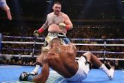 Heavyweight Boxing: Anthony Joshua Vows To Fight On