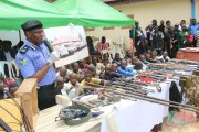 Police Arrest 38 Kidnap Suspects Including 4 Involved In Kidnap Of UBEC Chairman
