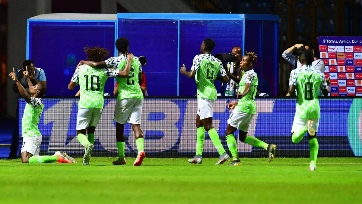 FIFA Ranking: Nigeria Now 33rd, Moves Up 12 Places
