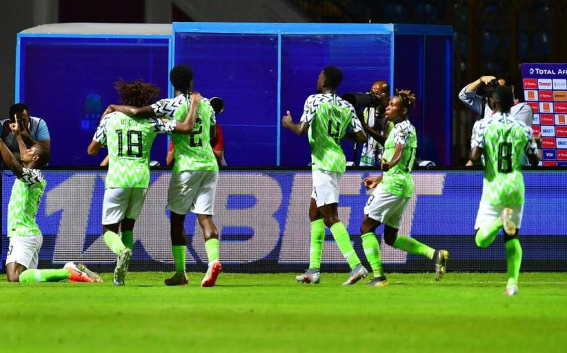 2019 AFCON: Buhari Frowns AtEagles' Unpaid Allowances
