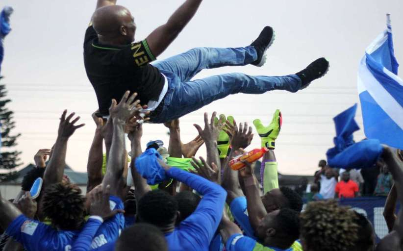 Enyimba International Are 2019 NPFL Champions!