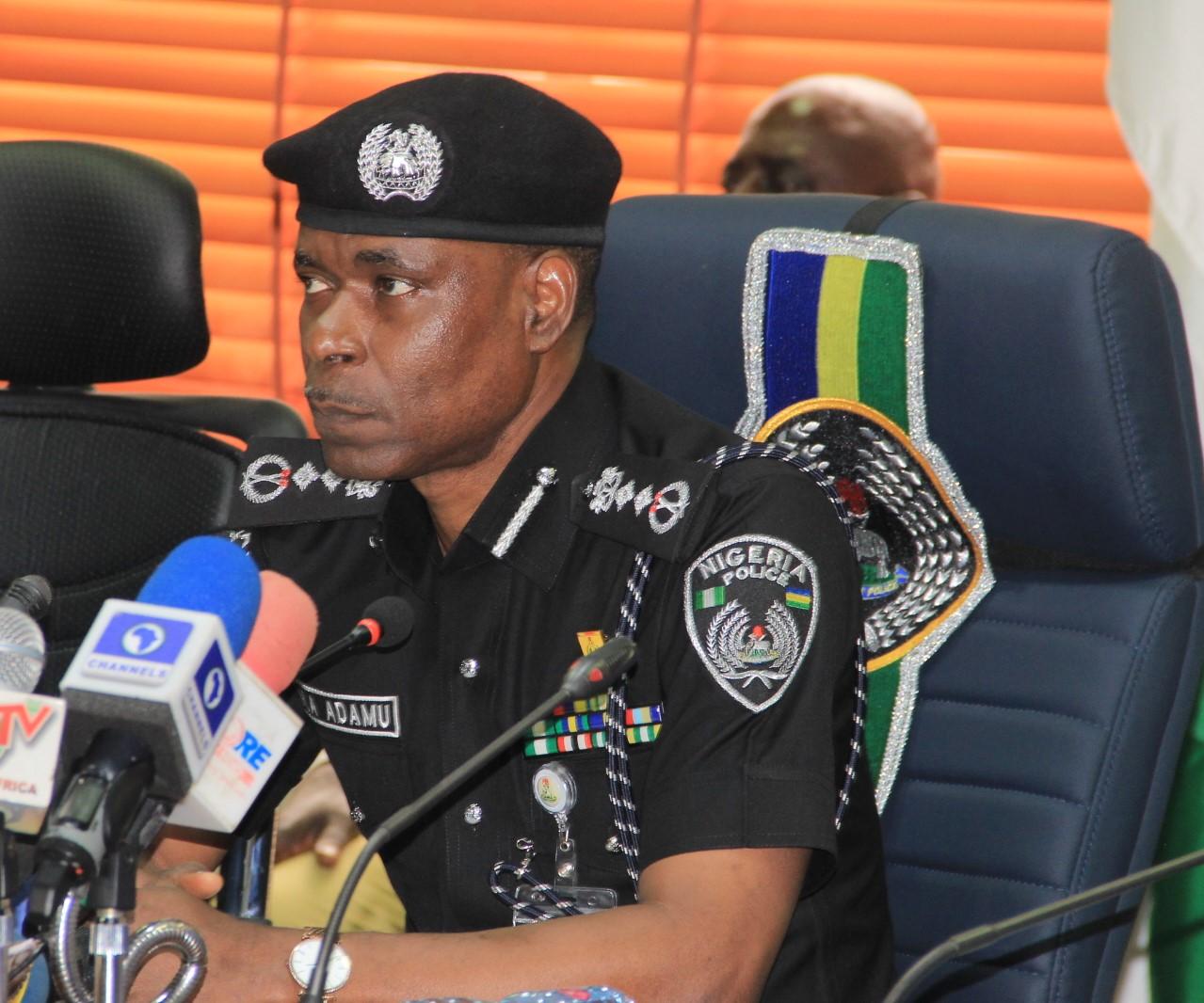 IGP Adamu Drives Global Coalition Against Trans-Border Crimes As He Hosts 2019 INTERPOL Week