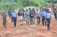 Police Pay Tribute To Its Officers Killed By Soldiers In Taraba State