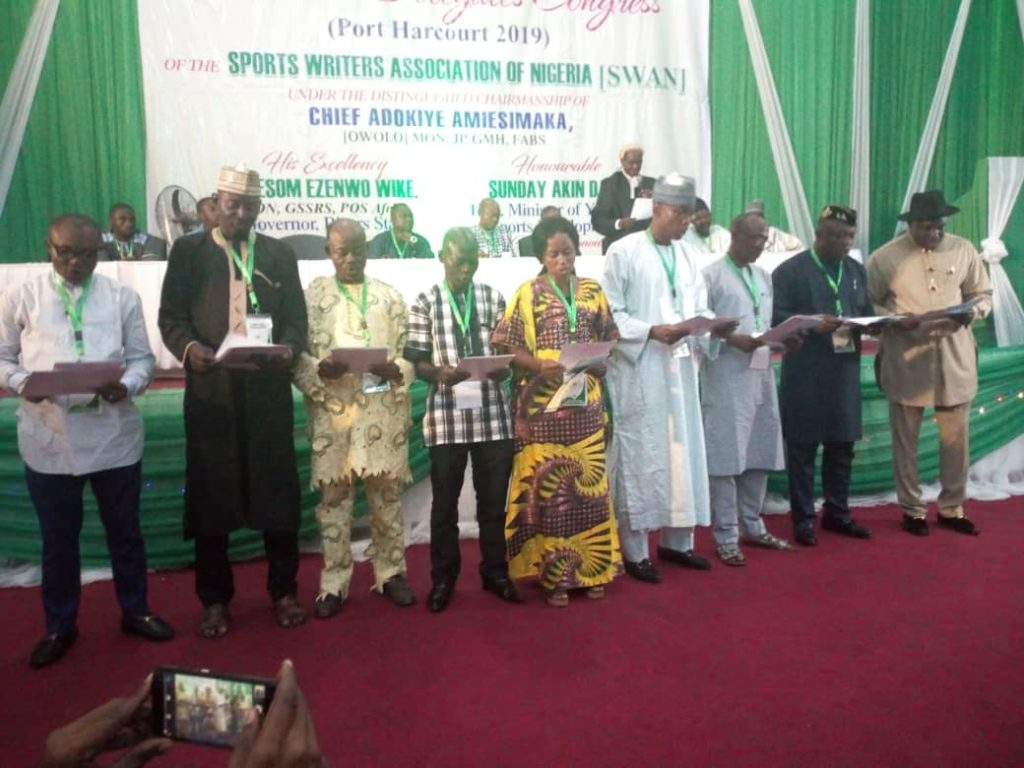 SWAN Crisis Deepens As 2 Factional Excos Emerge In Abuja, P-Harcourt