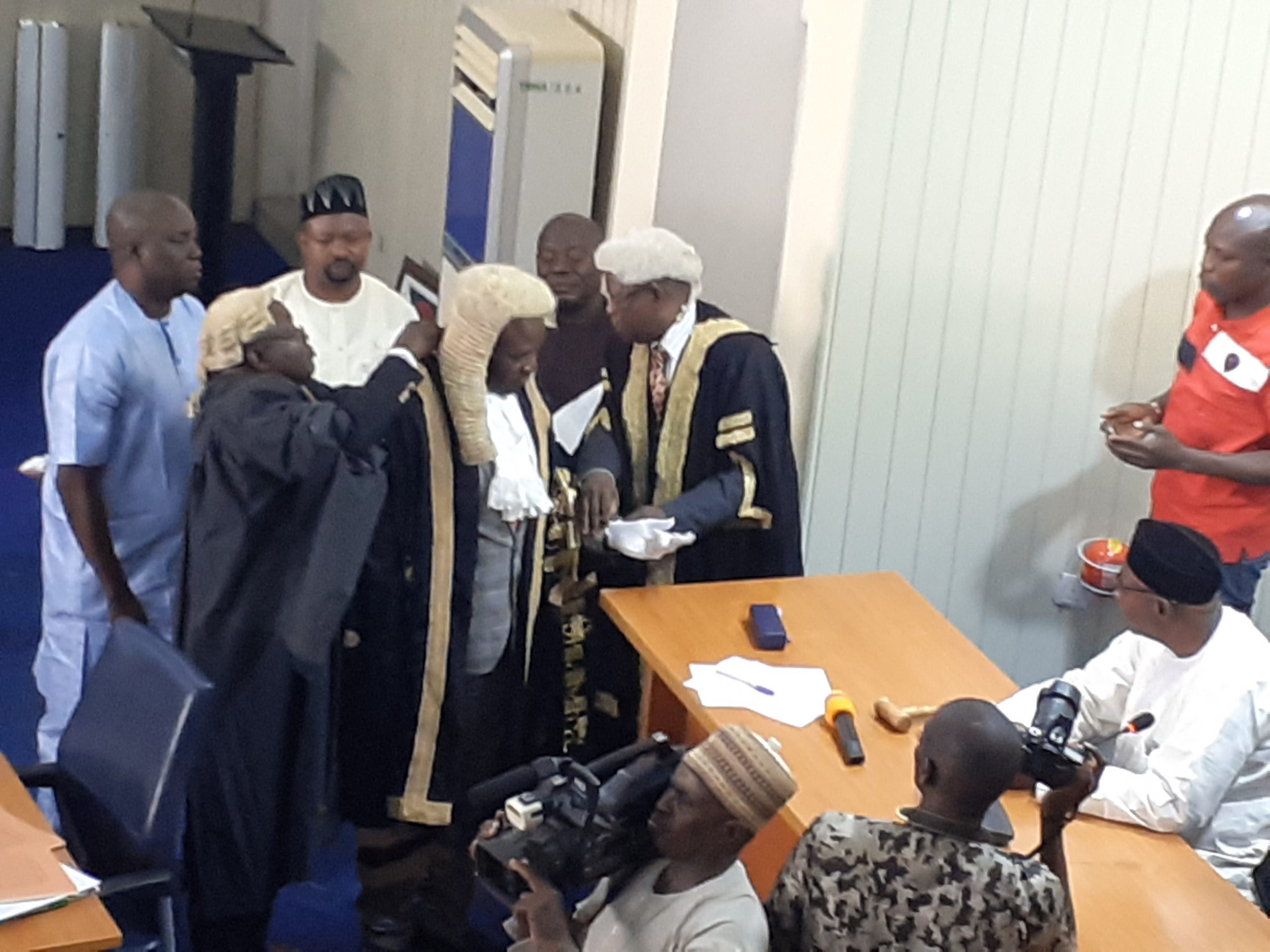 Kunini Emerges As New Speaker Of Taraba Assembly