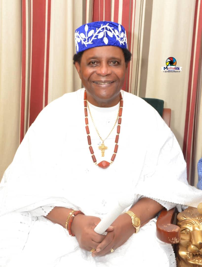Traditional Ruler Celebrates Gen Bajowa @ 70