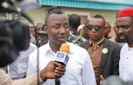 Sowore Regains Freedom From DSS Detention