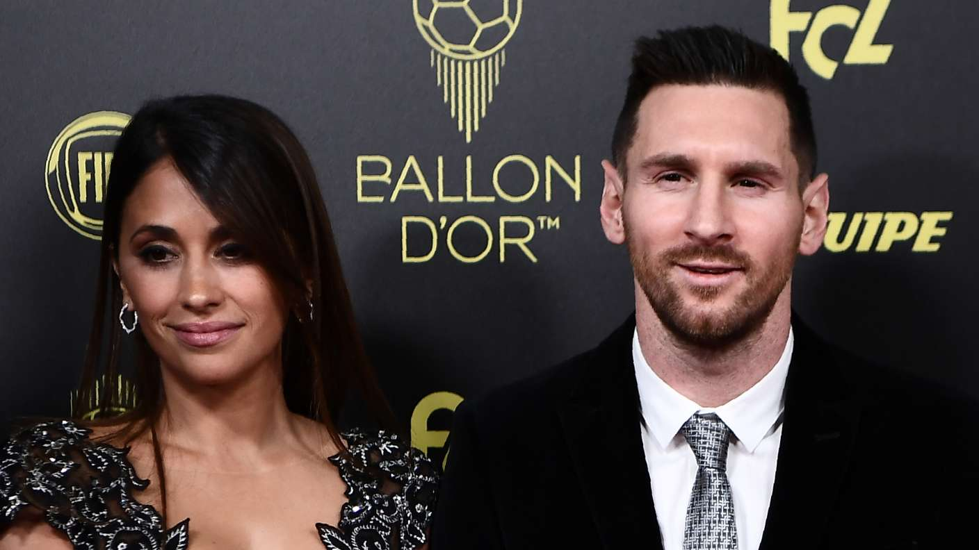 It's Messi Again, Pockets Record 6th Ballon d'Or