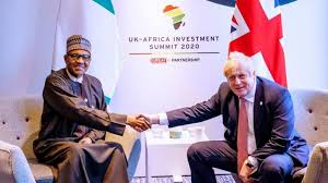 Buhari Solicits UK's Cooperation in War Against Corruption, Fugitives