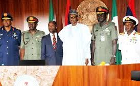Nigeria Military, Security Agencies Keeping Close Watch To Preserve Nation's Territorial Integrity - CAS Abubakar