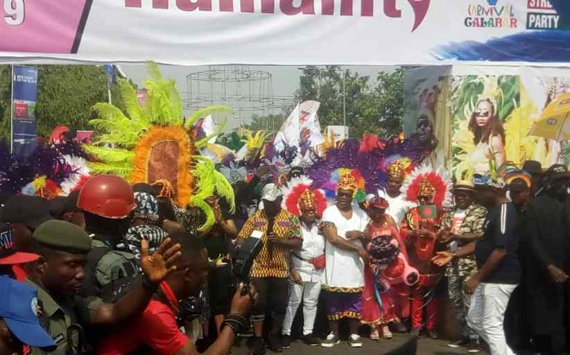 Sounds And Sights Of 2019 Calabar Carnival