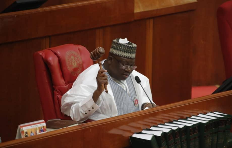 Lawan@61: Quintessential Politician Behind The Gavel