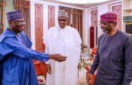 Buhari Engages NASS Leadership On Security Challenges