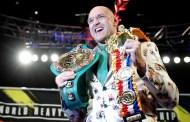 Anthony Joshua Congratulates Tyson Fury