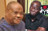 Attack On Odili: Your Allegation Against Me Is Baseless - Oshiomhole Tells Wike
