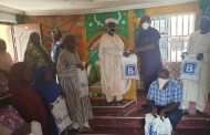 War Against Spread of COVID 19: Julius Berger Distributes Food Palliatives To FCT Communities