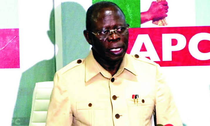 I've No Interest in APC Chairmanship Any Longer – Oshiomhole