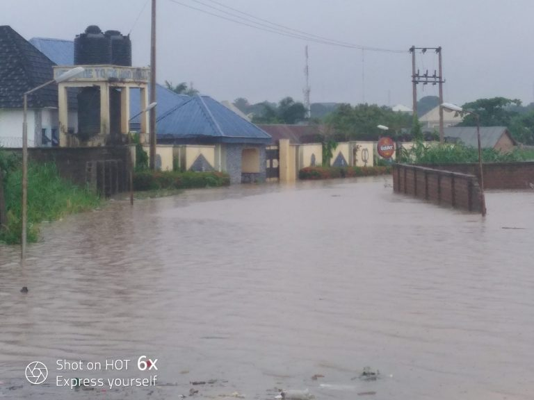 Floods: Ortom Tasks Benue Federal Legislators On Dredging of River Benue