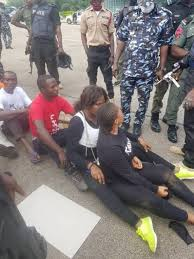 Security Forces Attacks On Protesters: FG Criminalizing Peaceful Protesters – SERAP Says