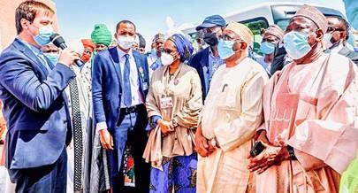 Ganduje Wants Stakeholders To Stick To Julius Berger Quality Of Work On Abuja-Kaduna-Kano Road Project