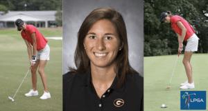 Women's Golf: Garrett Phillips Earns LPGA Card In Dramatic Fashion