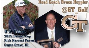 Heppler Named U.S. Coach for 2015 Palmer Cup