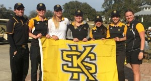 Kennesaw Women's Golf Tie for 5th at Florida State Match-Up