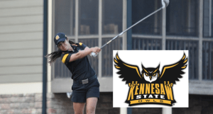 KSU Women's Golf Finishes in a Tie for 7th at Web.com Intercollegiate