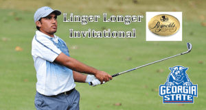 Georgia State Finishes 12th at Linger Longer Invitational