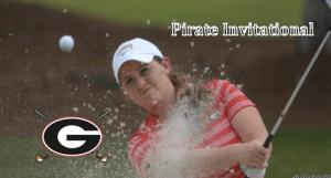 Georgia Women's Golf Wins Pirate Invitational Team Title