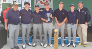 Georgia Tech Men's Golf Wins Kepler Intercollegiate