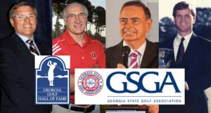 GSGA Announces Georgia Golf Hall of Fame Class of 2016