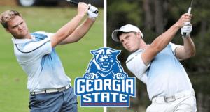 Four Georgia State Men's Golfers Earn Sun Belt Recognition