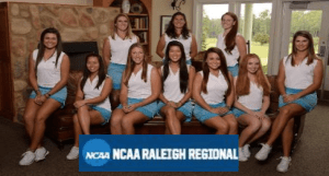GRU Augusta Takes 15th at NCAA Raleigh Regional